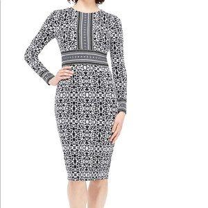 Maggy London Midi dress size 14